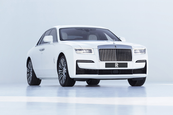 2021 Rolls-Royce Ghost Photos