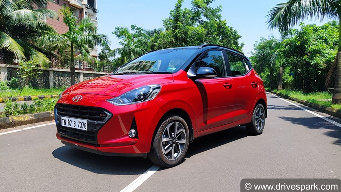 Hyundai GRAND i10 NIOS Turbo Photos