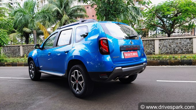 Renault Duster Turbo Photos