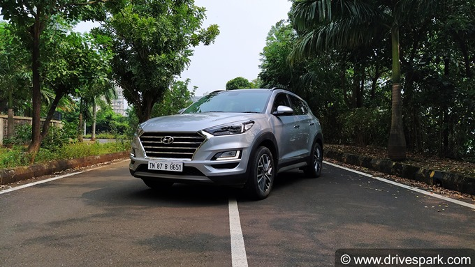 Hyundai Tucson Photos