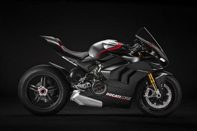 2021 Ducati Panigale V4 SP Photos
