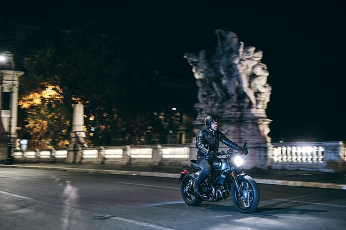 2021 Ducati Scrambler Nightshift Photos