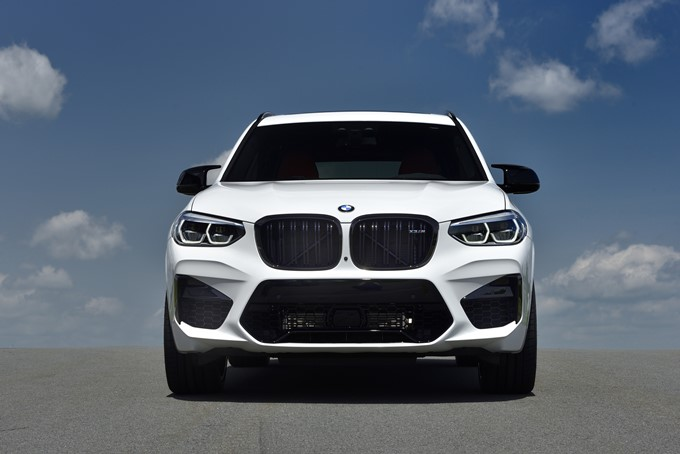 BMW X3 M Photos