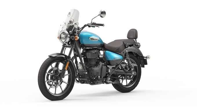 Royal Enfield Meteor 350 Photos