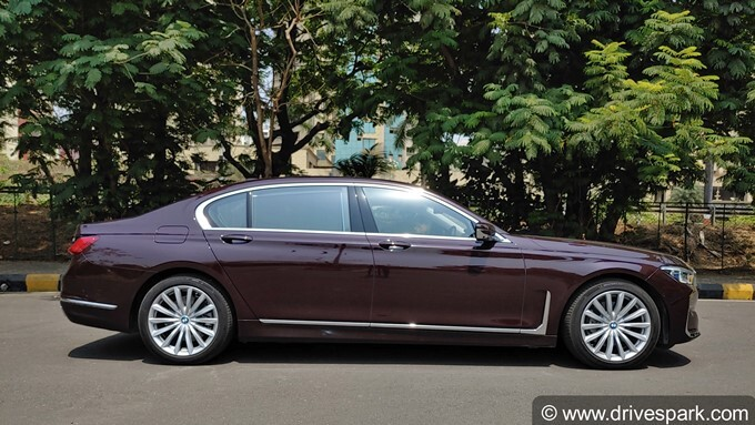 BMW 7 Series Photos