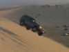 Toyotas Land Cruiser Goes Berserk In Sand