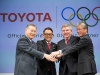 Toyota Is The Official Olympic Partner For 2016 To 2024