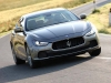 Maserati Recalls Ghibli Over Wheel Bearings