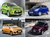 World Best Selling City Cars 2016