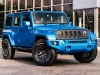 Chelsea Truck Company Builds Jeep Wrangler Volcanic Sky Black Hawk Edition