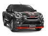 Isuzu D Max X Series Pickup Unveiled