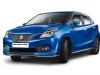 Maruti Suzuki Baleno Rs Featured On Website Bookings Begin