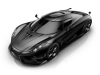 Koenigsegg Regera Bare Carbon Configured By Employee With Company Tattoo