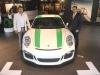 Porsche 911 R Arrives India