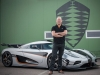 Christian Von Koenigsegg Track All Koenigseggs From Phone