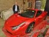Ferrari Driver Wins 10000 Pounds Compensation Over Pothole Damage