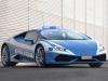 Italian Police Gets New Lamborghini Huracan