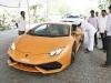 Bjp Mla Drives Lamborghini To State Assembly