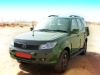 Tata Safari Storme Inducted Indian Army Fleet