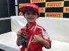 F1 Fan Thomas Danel Meets Kimi Raikkonen