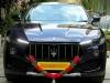 Maserati Levante Bengaluru Receives First Car