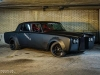 Rolls Royce Silver Shadow Customised With Matte Black Prindiville