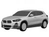 Bmw X2 Patent Images Leaked