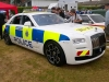 Rolls Royce Displays Police Car In Uk For Sussex Police
