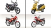 These Are The Best-Selling Two-Wheelers In India — Is Yours On The List?