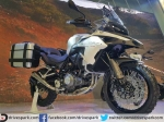 2016 Auto Expo: Benelli TRK 502 Makes India Debut