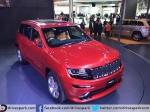 Auto Expo 2016: Jeep Grand Cherokee SRT Revealed