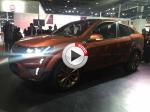 Mahindra XUV Aero Concept Launch - Live Streaming