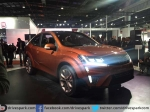 Stunning Mahindra XUV Aero Concept Coupe Revealed