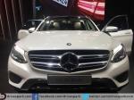 Mercedes Showcases GLC SUV At The 2016 Auto Expo