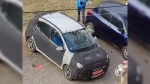Spy Pics: Hyundai i10 Facelift Spotted Testing Alongside Maruti Swift