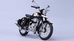 Royal Enfield Launches Scale Models Of Classic 500 Series — Most Affordable Royal Enfield Yet!
