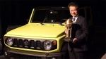 Suzuki Jimny Wins World Urban Car Of the Year 2019