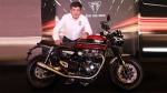2019 Triumph Speed Twin Launched In India At Rs 9.46 lakh