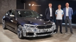 BMW Reveals All Electric Car Power BEV At NEXTGen — Built On The 5 Series Platform