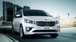Kia Motors Considering Five New Cars For The Indian Market: Including Two Electric Vehicles
