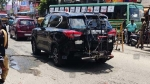 Mahindra Alturas G4 BS-VI Spied Testing In India Ahead Of Launch: Spy Pics & Other Details