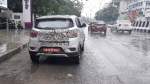 Mahindra eKUV100 Spied Testing Ahead Of Launch In India: Spy Pics & Details