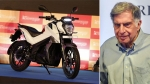 Ratan Tata Invests In Electric Two Wheeler Start Up Tork Motors