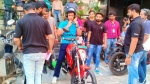 Revolt RV400 Deliveries Begin: First Electric Bike Delivered In Delhi