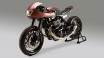 Royal Enfield Unveils 'The 30' Cafer Racer At Kustomfest 2019: Custom Built In Indonesia