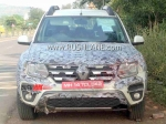 Spy Pics: Renault Duster BS-VI Spotted Testing On Pune Mumbai Highway
