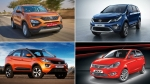 Tata Motors Model-Wise Car Sales Report: The Tiago Is The Best-Selling Model In October 2019