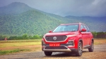MG Hector Plus Name Registered For Third Row Seating: Will Rival The Upcoming Tata Gravitas