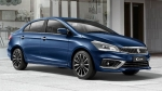 Maruti Suzuki Ciaz Diesel Powertrain Discontinued In India: Unlisted From Company Website
