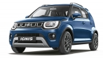 New Maruti Ignis BS6 Facelift Launched In India At Rs 4.83 Lakh: Prices Hiked By Up To Rs 25,000